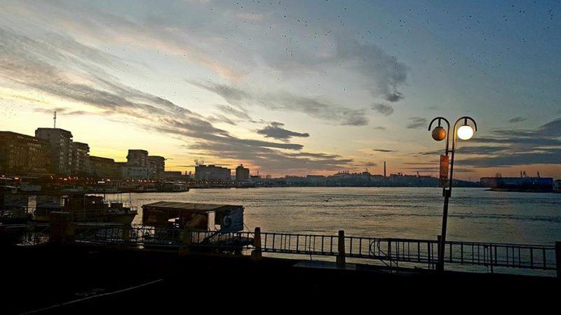 Poveștile de demult au pentru mine un miros de Dunăre și baltă, izmă, mâl