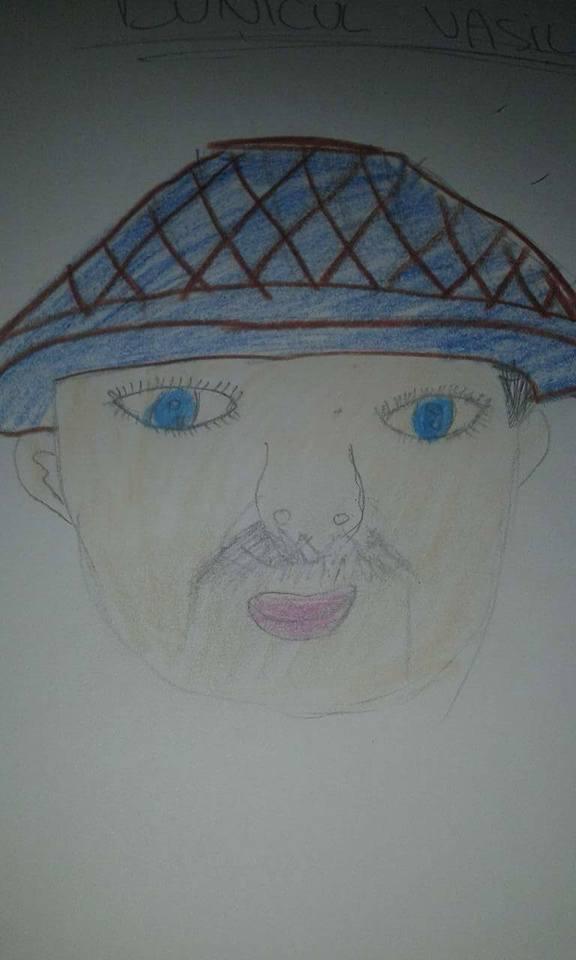 Chipul bunicului în ochii mei de copil..